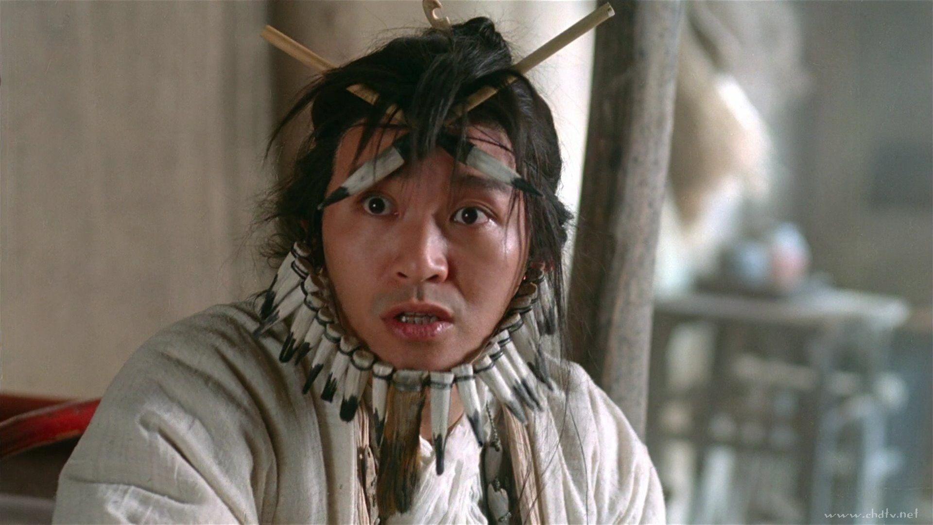 【原 片 名】A Chinese Odyssey Part I 【中 文 名】大话西游之月光宝盒 【出品年代】1994 【IMDB链接】http://www.imdb.com/title/tt0112778 【IMDB评分】7.8/10 (1,090 votes) 【国  家】中国香港 【语  言】国语/粤语 【类  别】动作/冒险/爱情/荒诞 【导  演】刘镇伟 (Jeffrey Lau) 【主  演】周星驰 (Stephen Chow)       Joker/Monkey King       蓝